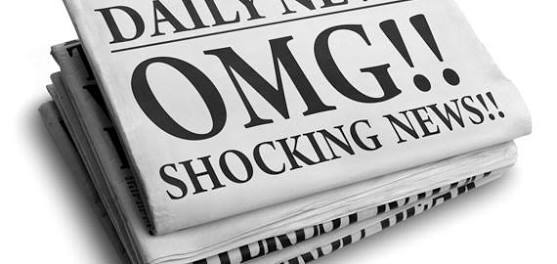 Do media headlines or economic data rule the global financial trading markets?