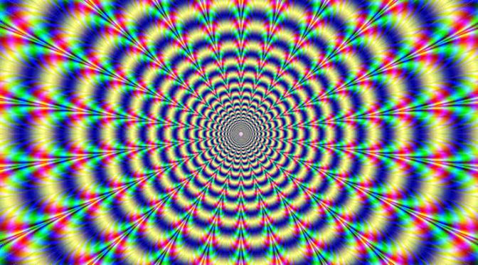 Hallucinations…and definitely NOT the good kind!